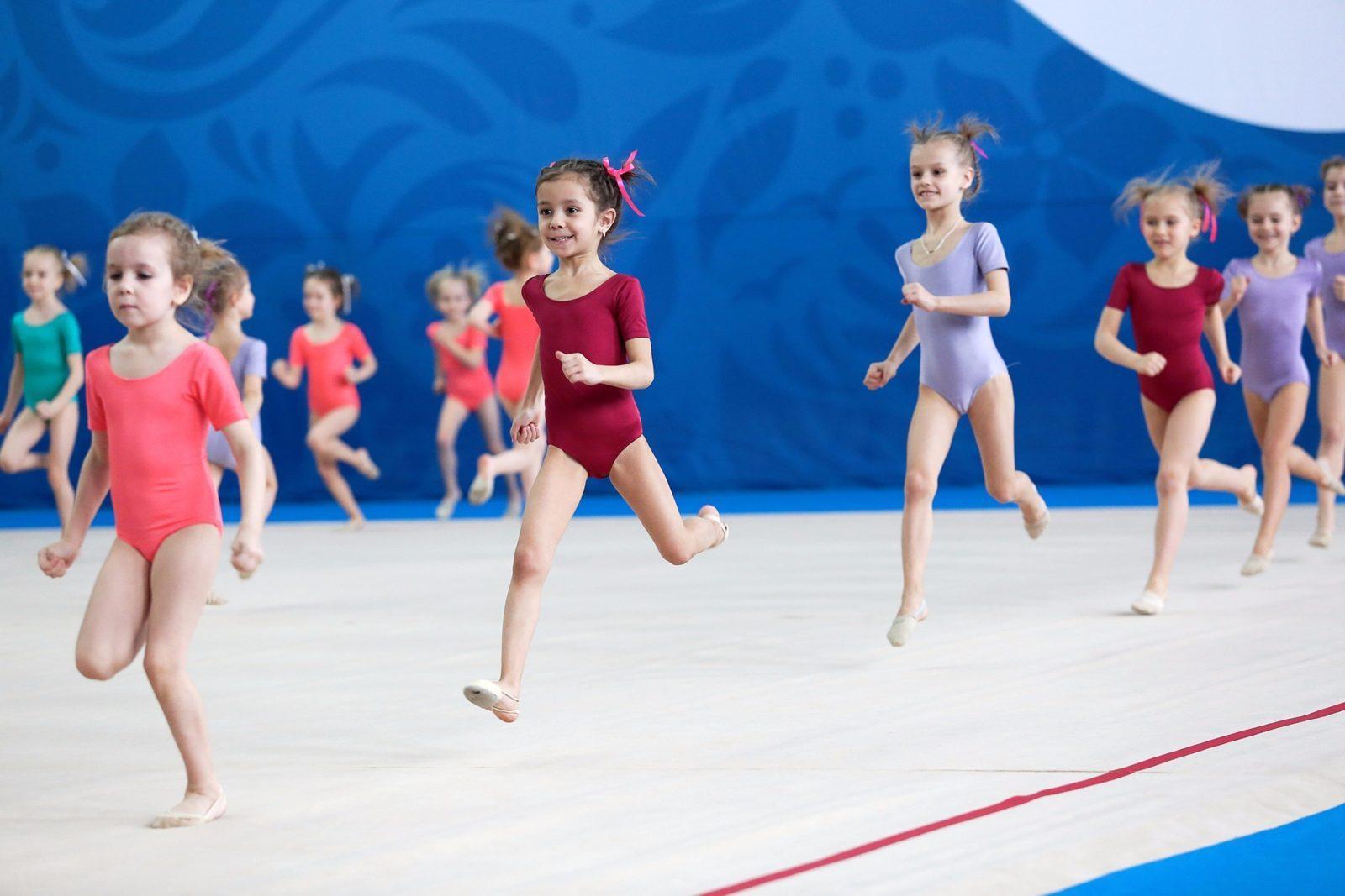 Художественная гимнастика в Москве