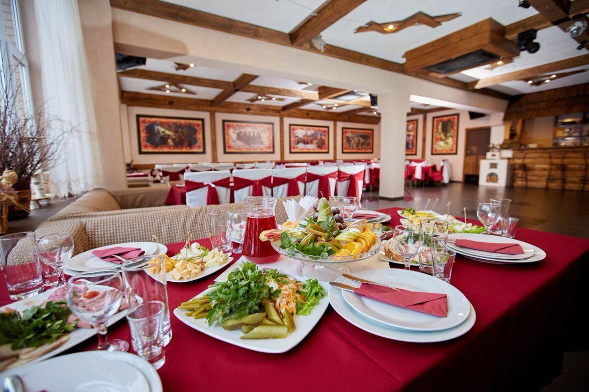 ТОП-9 кафе и ресторанов для банкета в Зеленограде