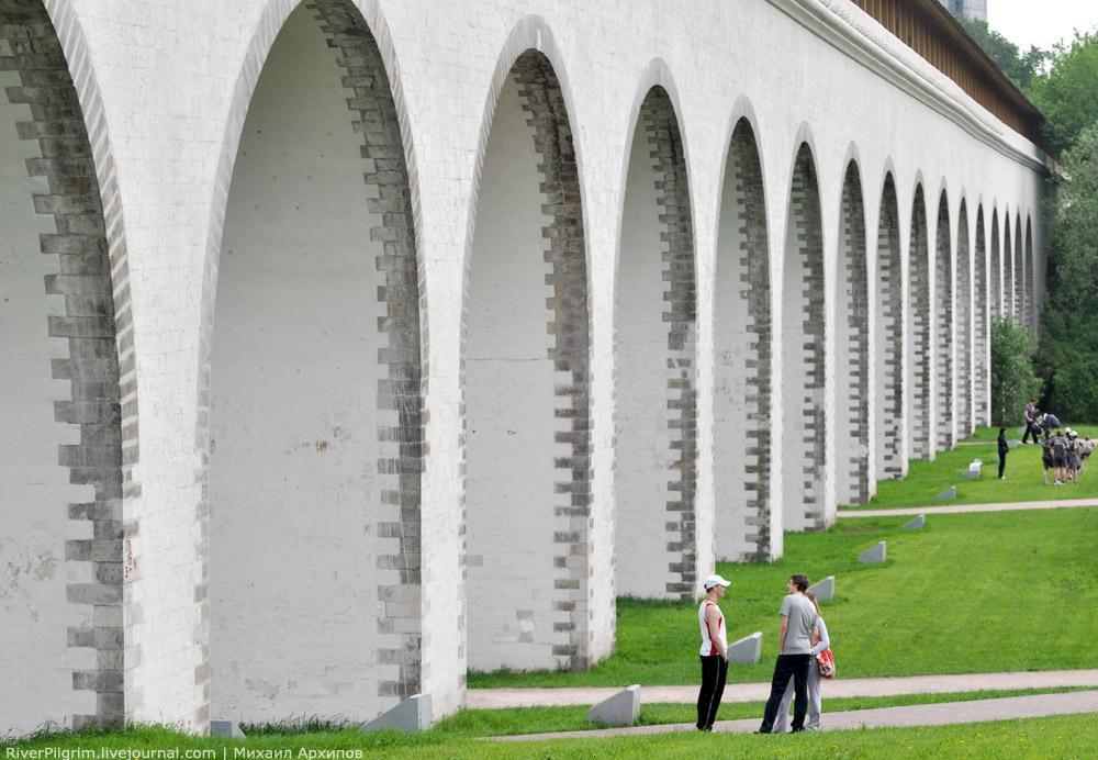 фото ростокинский акведук