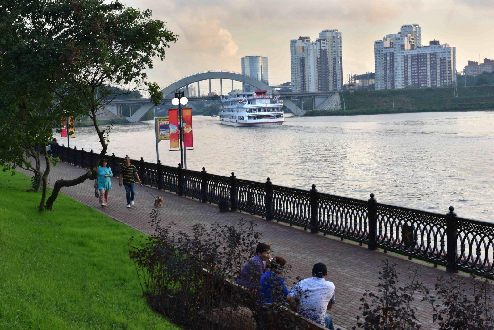Между Москвой и Химками запустят скоростной водный маршрут