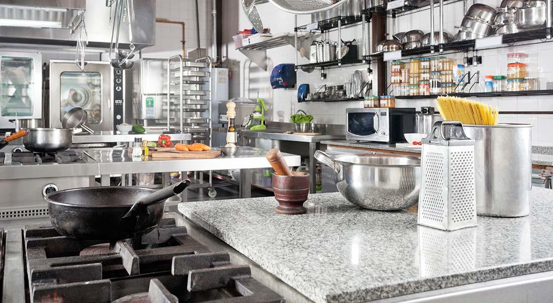Какое выбрать оборудование для ресторана и кафе