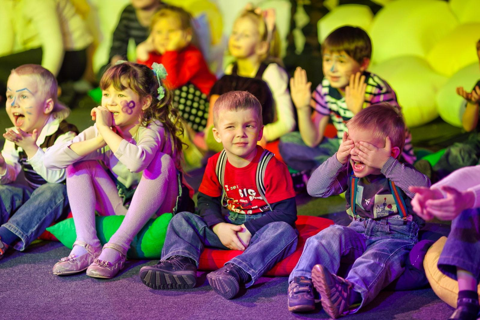 Как правильно заняться организацией детского праздника?