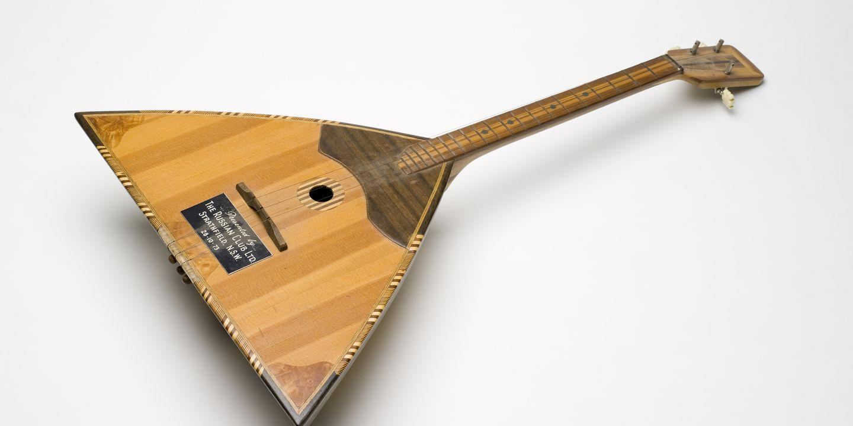 Русские народные фольклорные инструменты