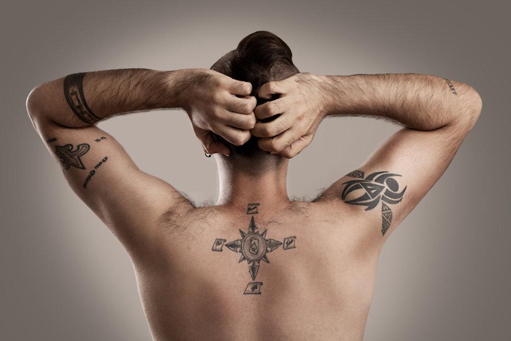 Как наносится татуировка
