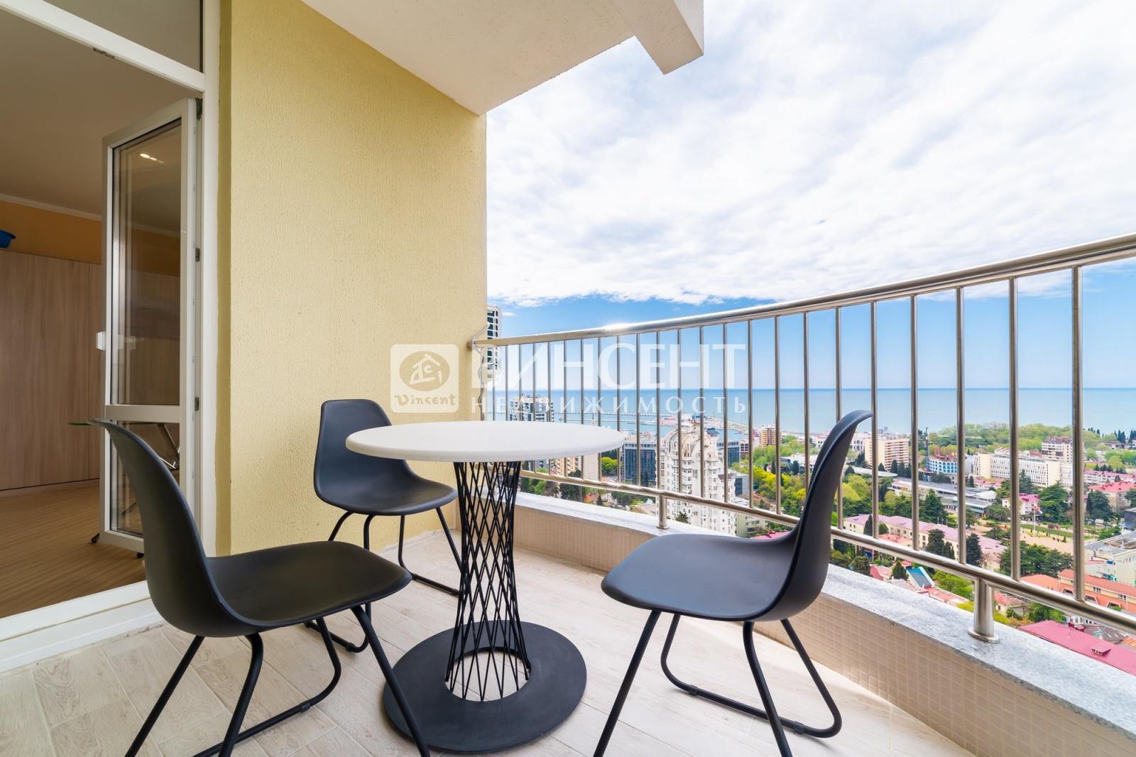 Топ-5 элитных квартир в Сочи у самого моря