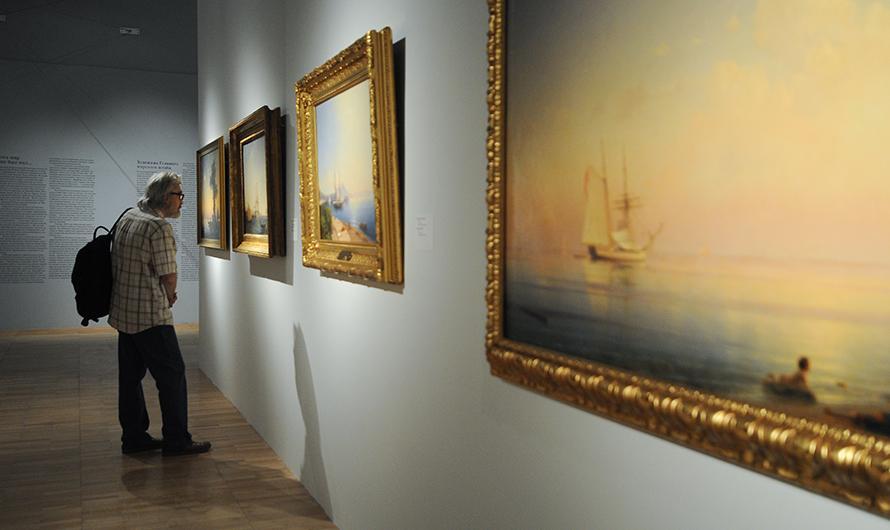 В Третьяковке открывается выставка к 200-летию Ивана Айвазовского