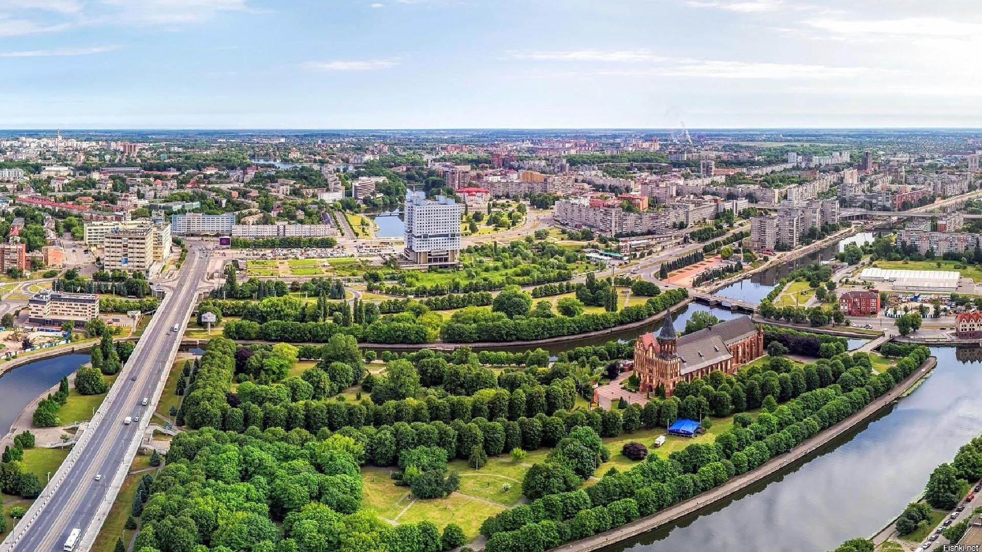 Туры в Калининград из Санкт-Петербурга