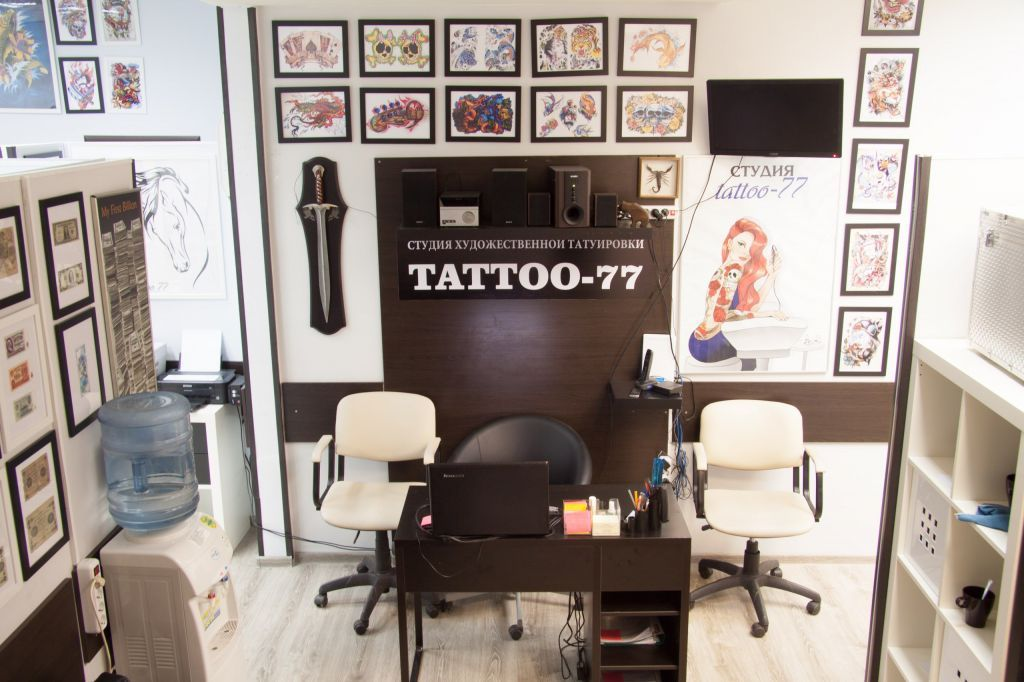 """Tattoo-77"": тату салон и перманентного макияжа в Москве"