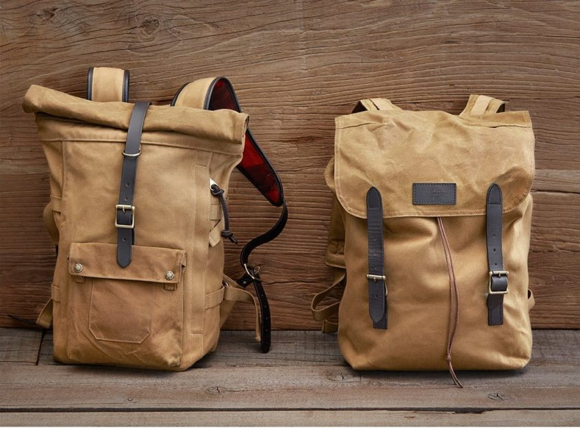 Куда носить рюкзаки?