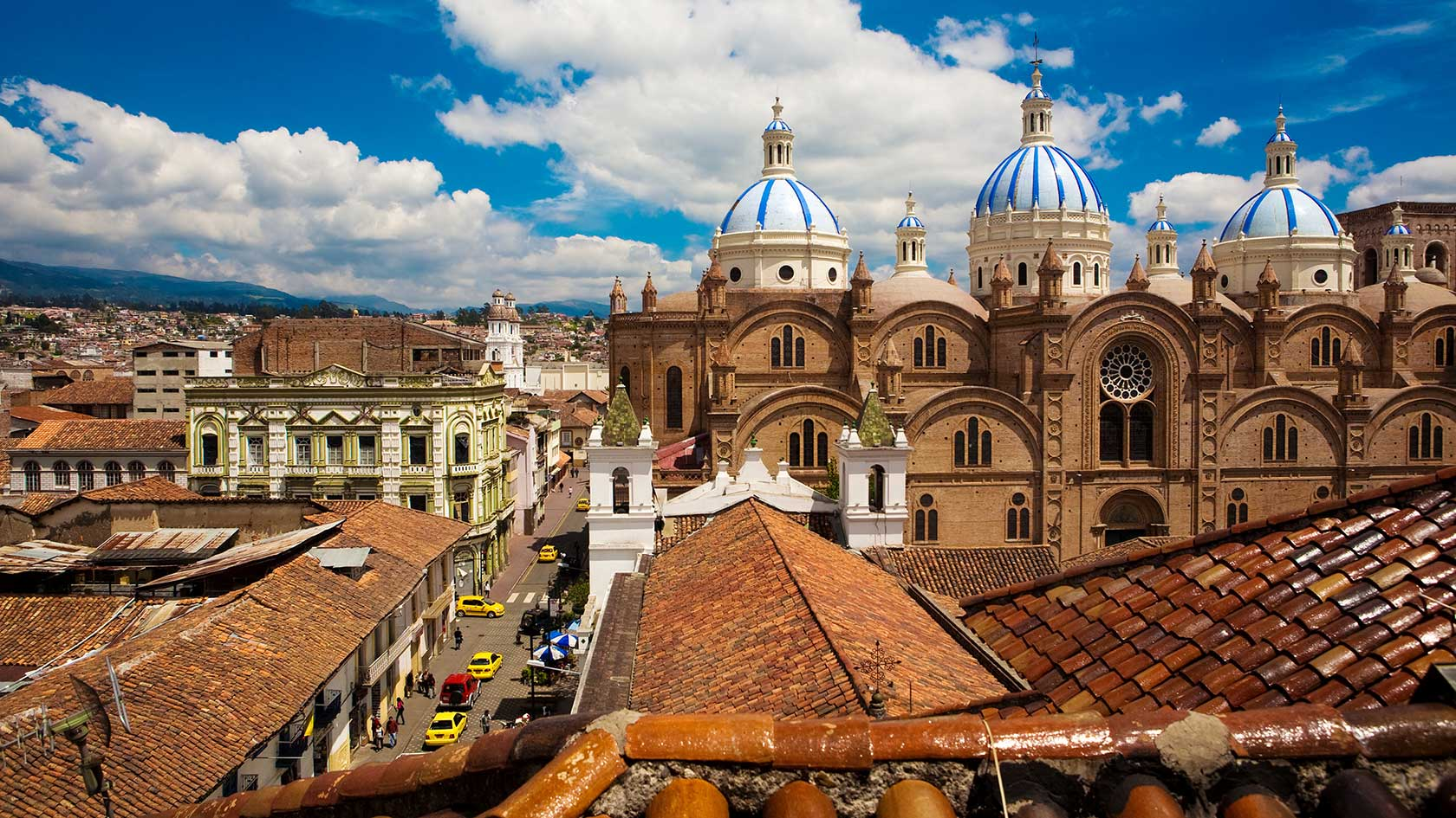 Эквадор – страна, где осуществляются мечты