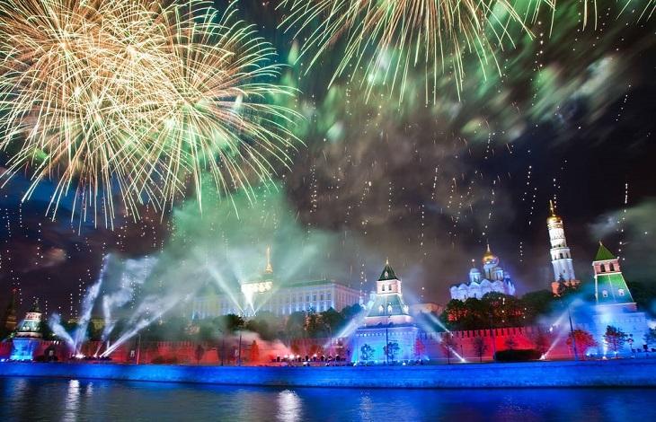 Новый год 2019 на теплоходе «Артурс»