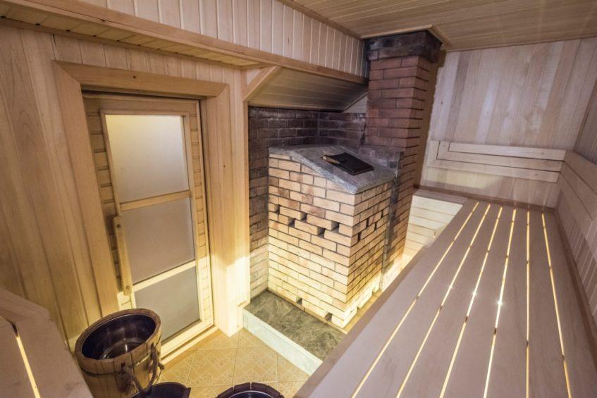 Гостинично-банный комплекс «Лачи» в Подмосковье