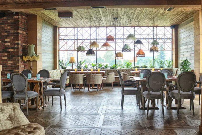 Топ-7 зимних панорамных ресторанов Москвы