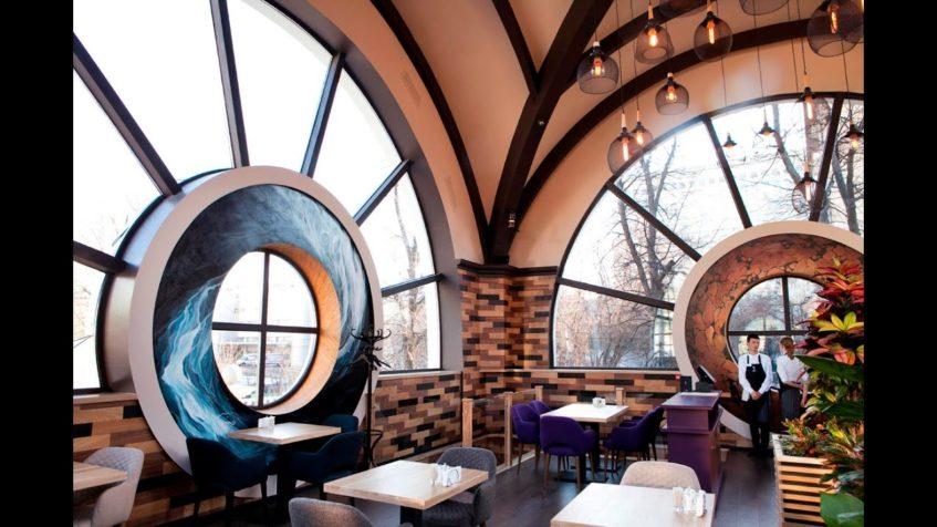 Топ-7 зимних ресторанов Москвы с панорамным видом