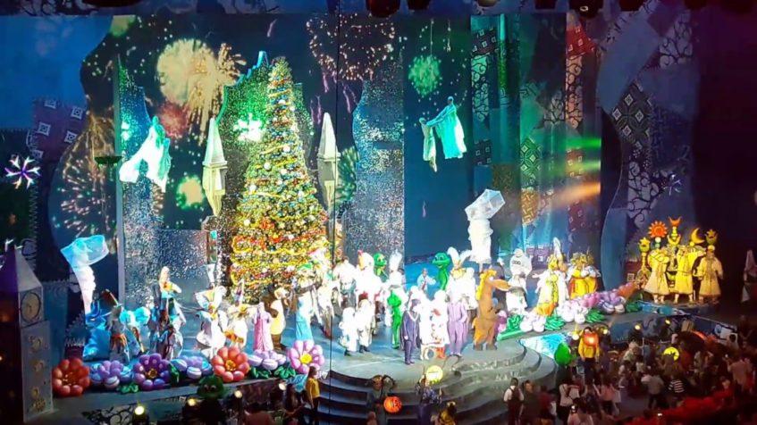 Новогоднее шоу в Крокусе – «Три богатыря, Маша и Медведь»