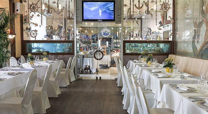 Ресторан La Maree  / Ла Маре (на Петровке)