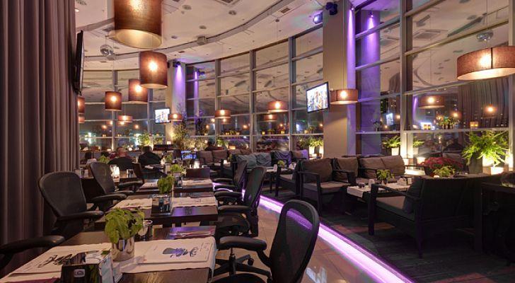 Ресторан Roofbar / Крыша Бар