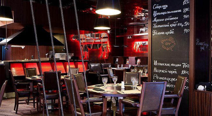 Ресторан Meat & Fish / Мит энд Фиш