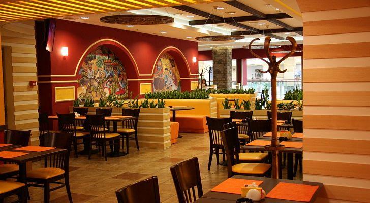 Ресторан Cantina Mariachi / Кантина Мариачи