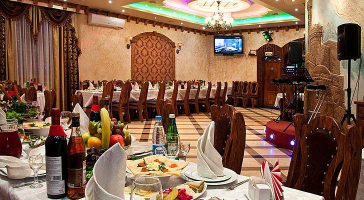 Ресторан Крепость
