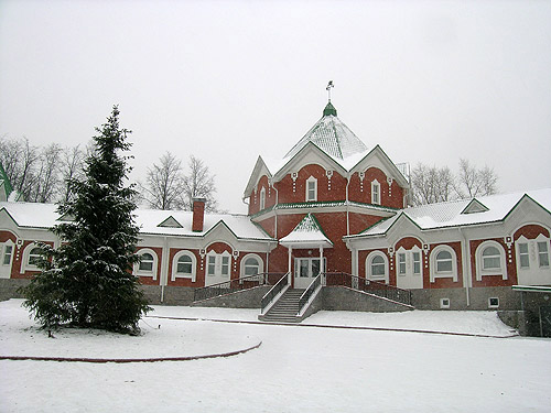 Музей елочных игрушек «Клинское подворье»