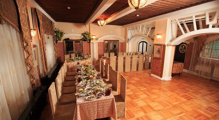 Ресторан Усадьба в Царицыно