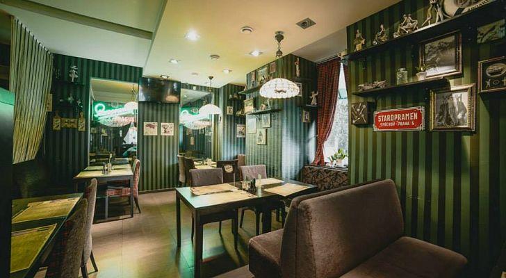 Ресторан Старопрамен (2-я Брестская)