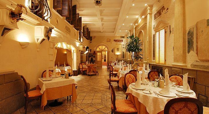 Ресторан Венеция 16 век