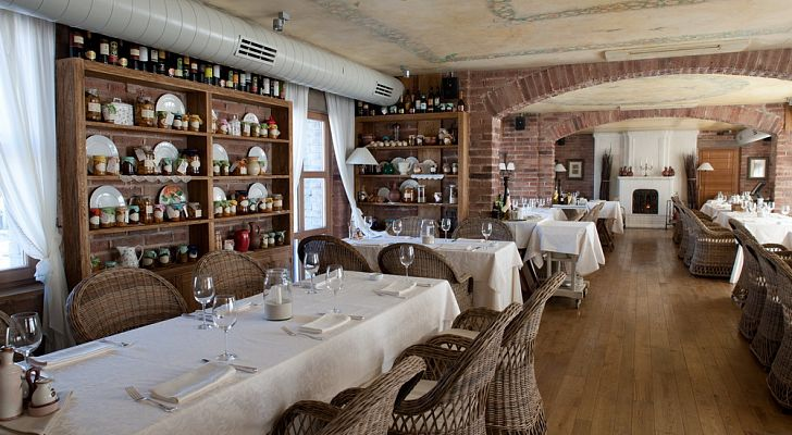 Ресторан Osteria Di Campagna / Остерия Ди Кампанья