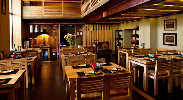 Ресторан Сейджи