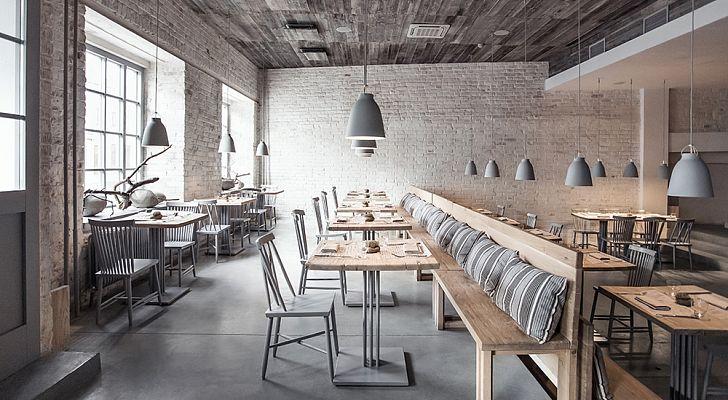 Ресторан Bjorn / Бьорн