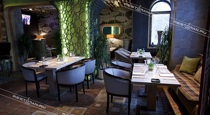 Ресторан Мята