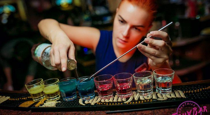 Бар Tema Bar / Тема