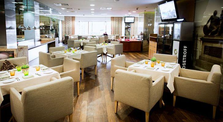 Ресторан Real Food Restaurant / Риал Фуд Ресторан / RFR