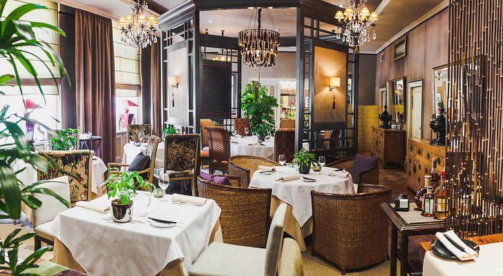 Ресторан China Club / Чайна Клаб