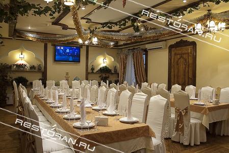 Ресторан Сады Семирамиды (Сокол)
