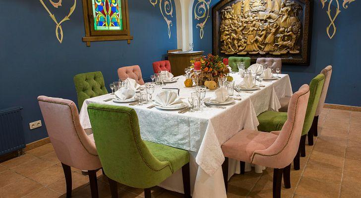 Загородный ресторан Славянская трапеза
