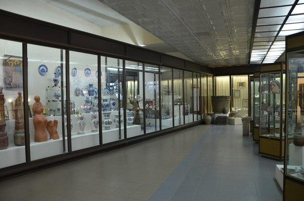 Музей декоративно-прикладного искусства при Гжельском государственном университете