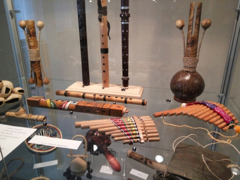 Народный музей музыкальных инструментов