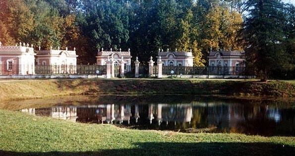 Музей керамики и «Усадьба Кусково XVIII в.»