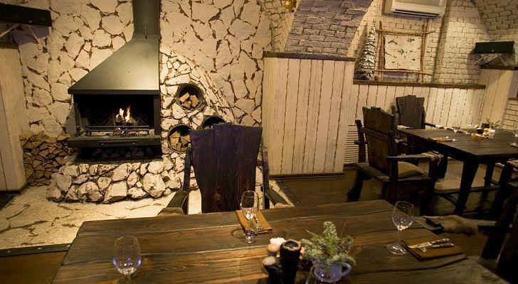 Ресторан Экспедиция. Северная кухня