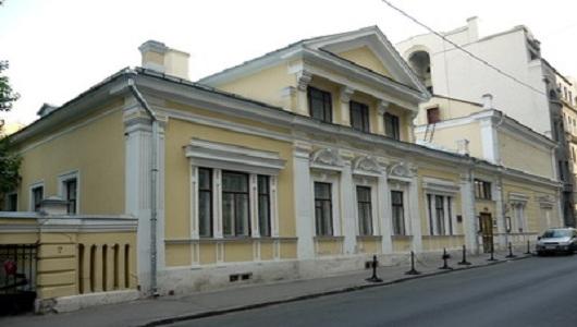 Дом И.С. Остроухова