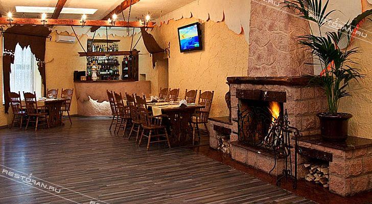 Ресторан Райский Уголок