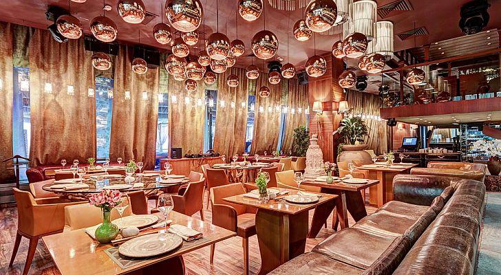 Ресторан Bamboo.Bar / Бамбу Бар