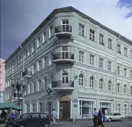 Мемориальная квартира Андрея Белого