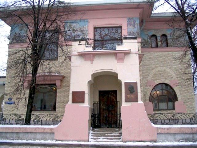 Дом Степана Рябушинского