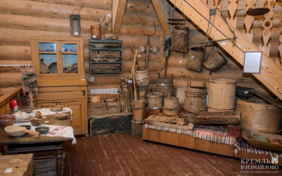 Музей хлеба в Измайловском Кремле