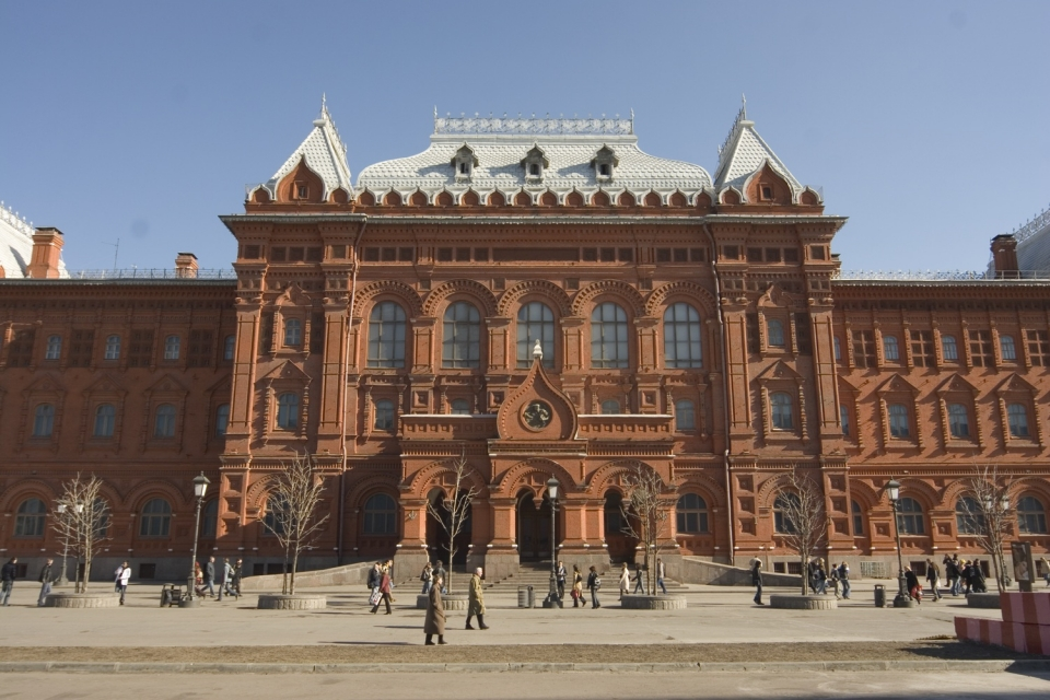 Выставочный комплекс Государственного исторического музея