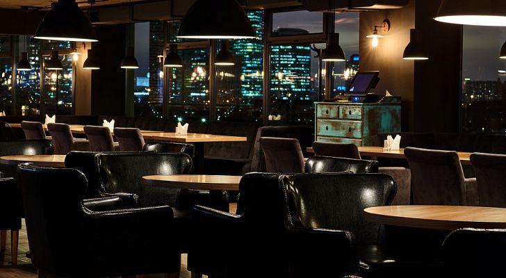 Ресторан Play cafe / Плэй кафе