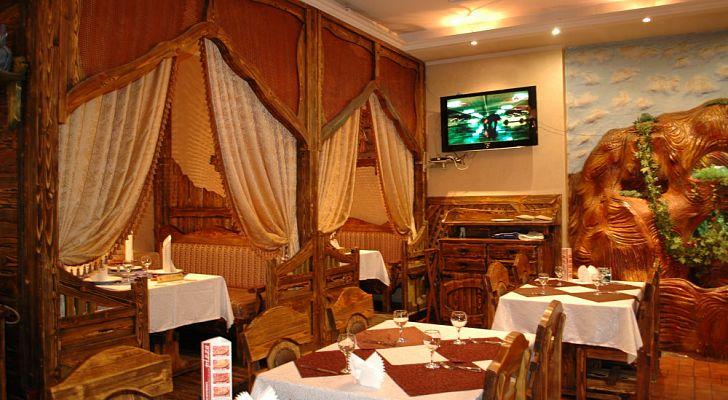 Ресторан Бакинская жемчужина